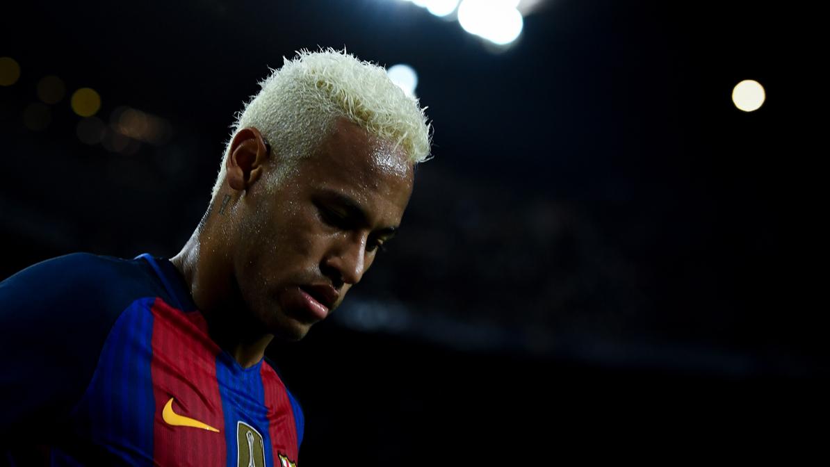"""<span class=""""yellow"""">ALARMA:</span> Neymar arrastra un esguince desde los Juegos"""