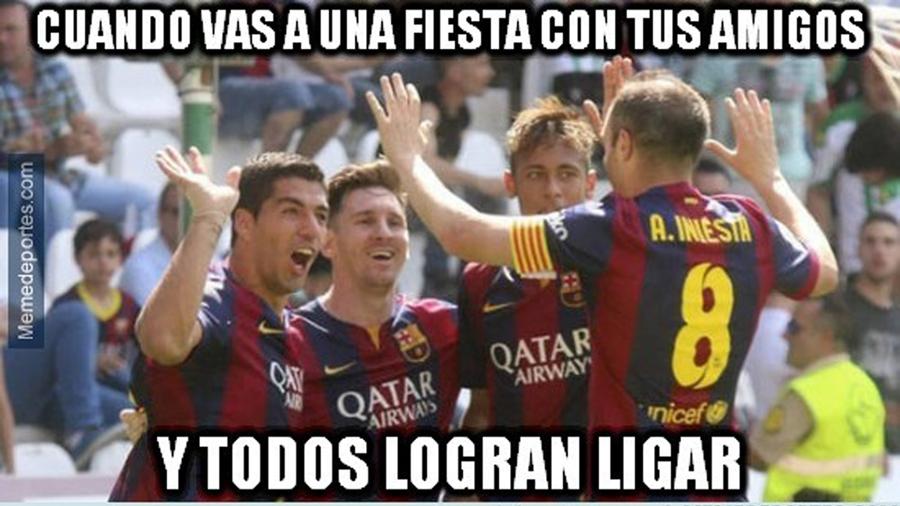 """Los mejores """"memes"""" del FC Barcelona-Celtic FC"""