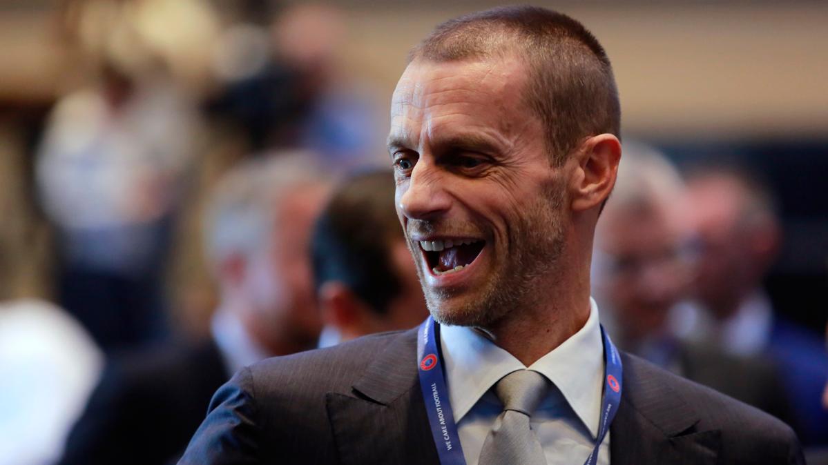 OFICIAL: Ceferin releva a Platini como presidente de la UEFA
