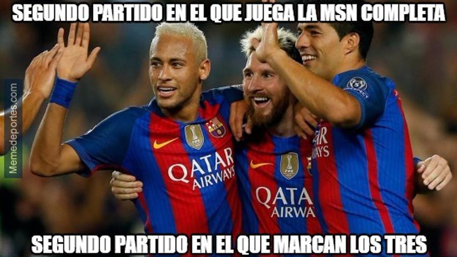"""Los mejores """"memes"""" del Legan�s-FC Barcelona"""