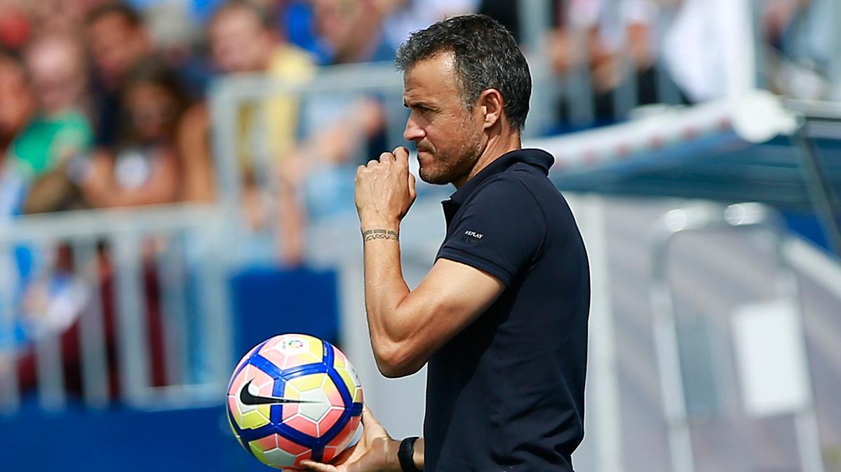 Luis Enrique ha hecho debutar a 11 jugadores del Barça B