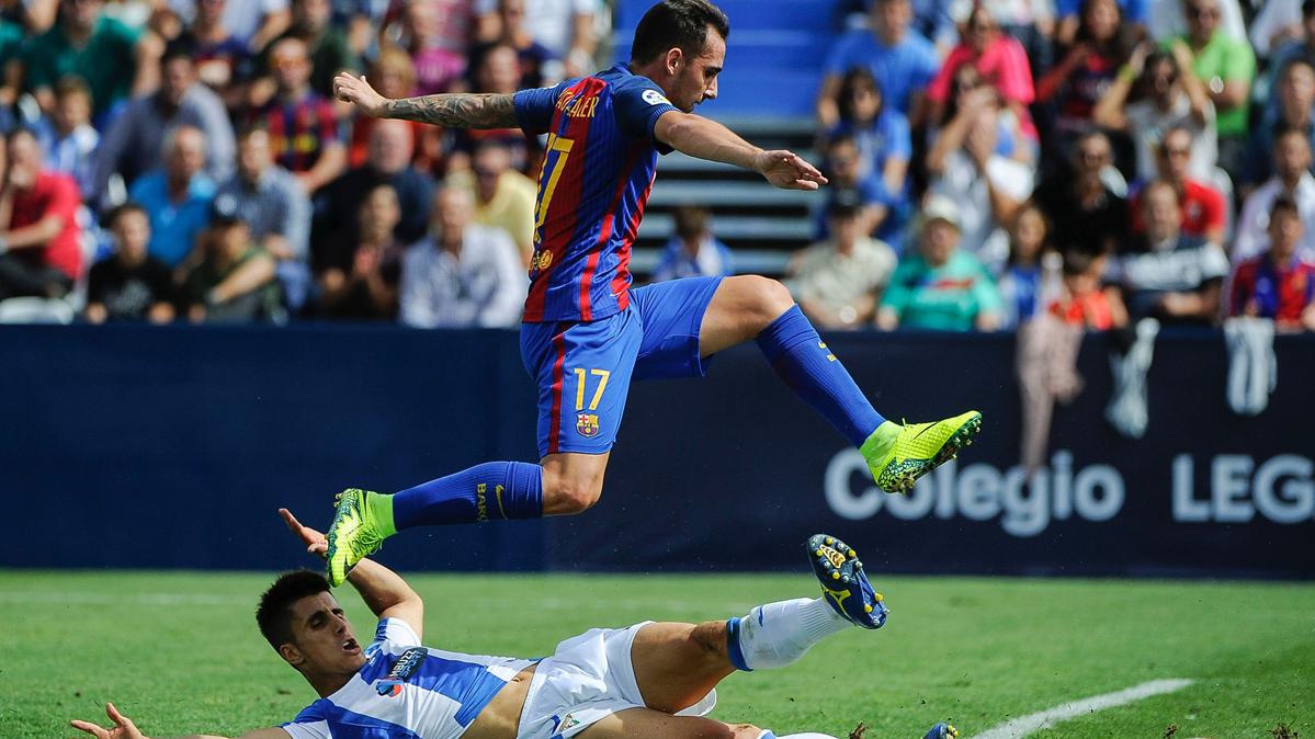 """Tres azulgranas vuelven """"a casa"""" en el Valencia-Barça"""