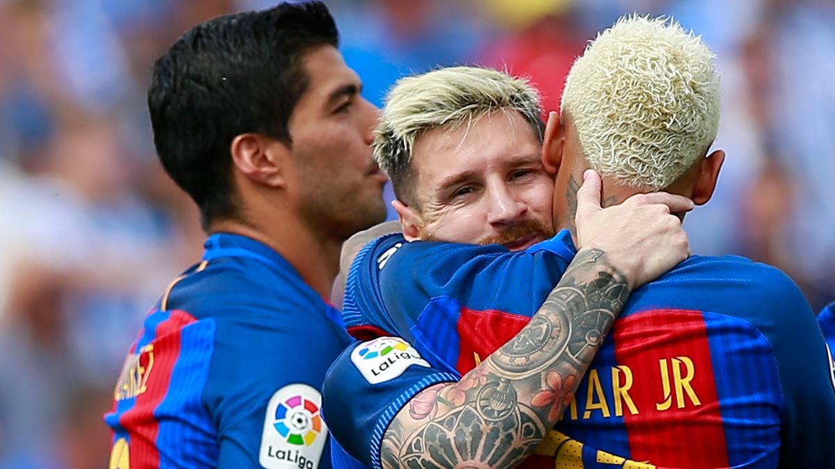 Messi ya tiene a Las Palmas como único fortín en Liga