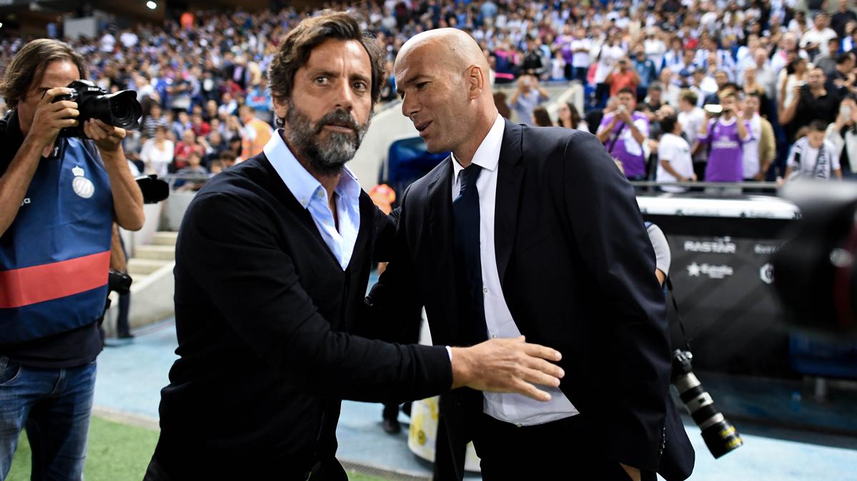 El Espanyol, indignado por el arbitraje contra el Real Madrid