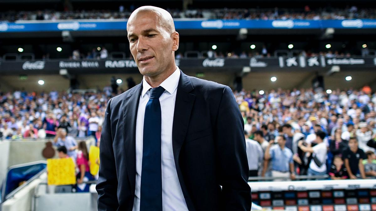 "Zidane carga contra CR7: ""Esperamos m�s de �l"""