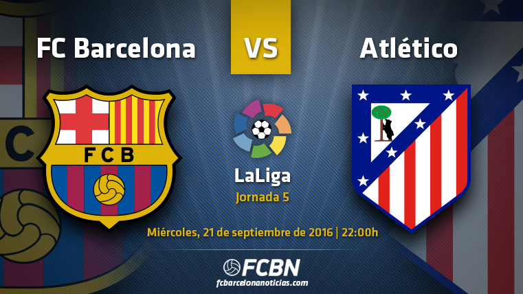 La previa del partido: FC Barcelona vs Atl�tico de Madrid
