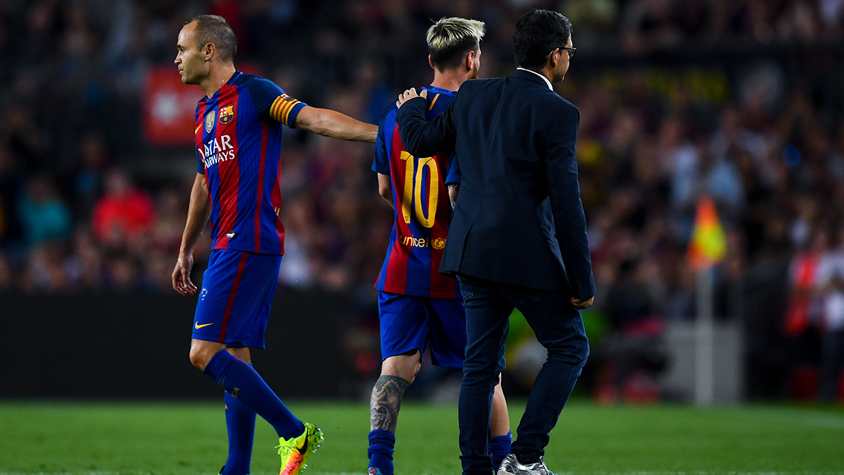 Estos son los encuentros que se pierde Leo Messi