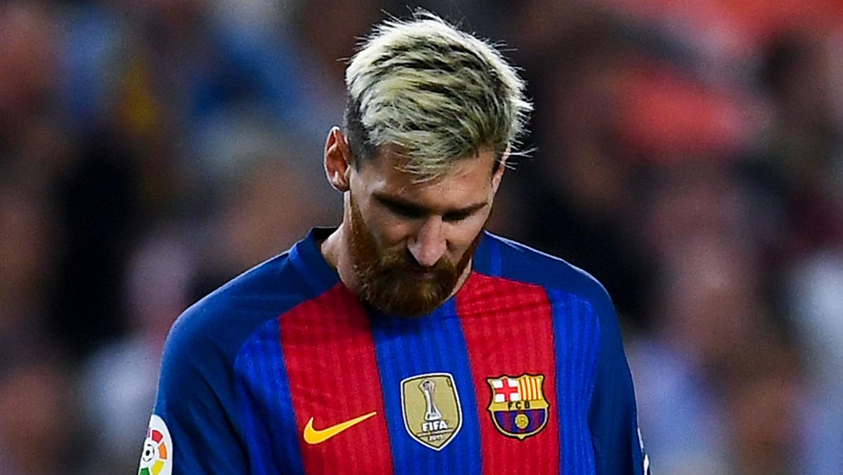 La nueva lesi�n de Messi, consecuencia de la pubalgia