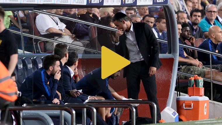 """""""�Guardiola? El mejor entrenador ahora es Luis Enrique"""""""
