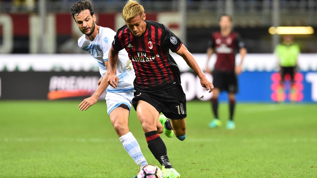 El Bar�a se plante� fichar a un jugador del Milan este verano