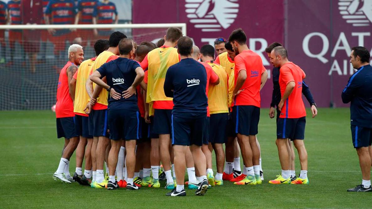Lista de convocados del Sporting-FC Barcelona (Liga J6)