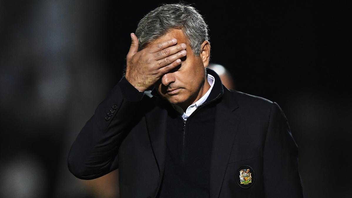 """Mourinho, siempre pol�mico: """"Florentino me dijo que volviera"""""""