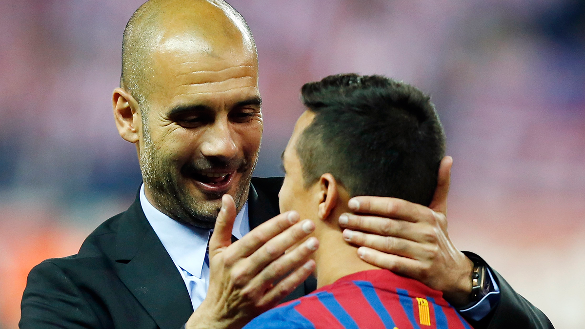 Guardiola quiere reforzar al City con una ex estrella del Bar�a