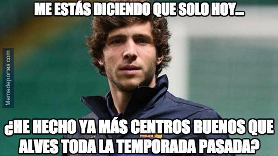 "Los mejores ""memes"" del Sporting-FC Barcelona"