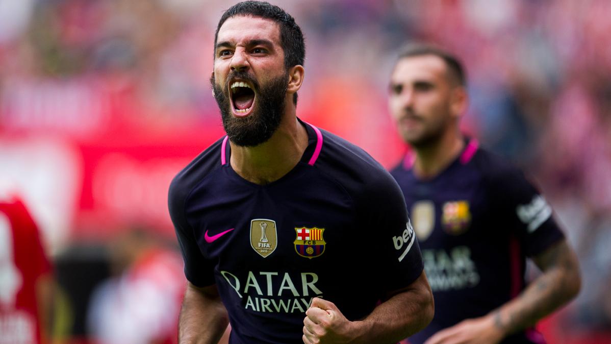 El del Barça 2016-2017 es un centro del campo muy goleador