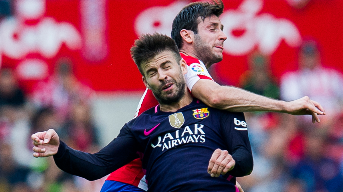 Se cumplen 10 años del debut de Gerard Piqué en Liga