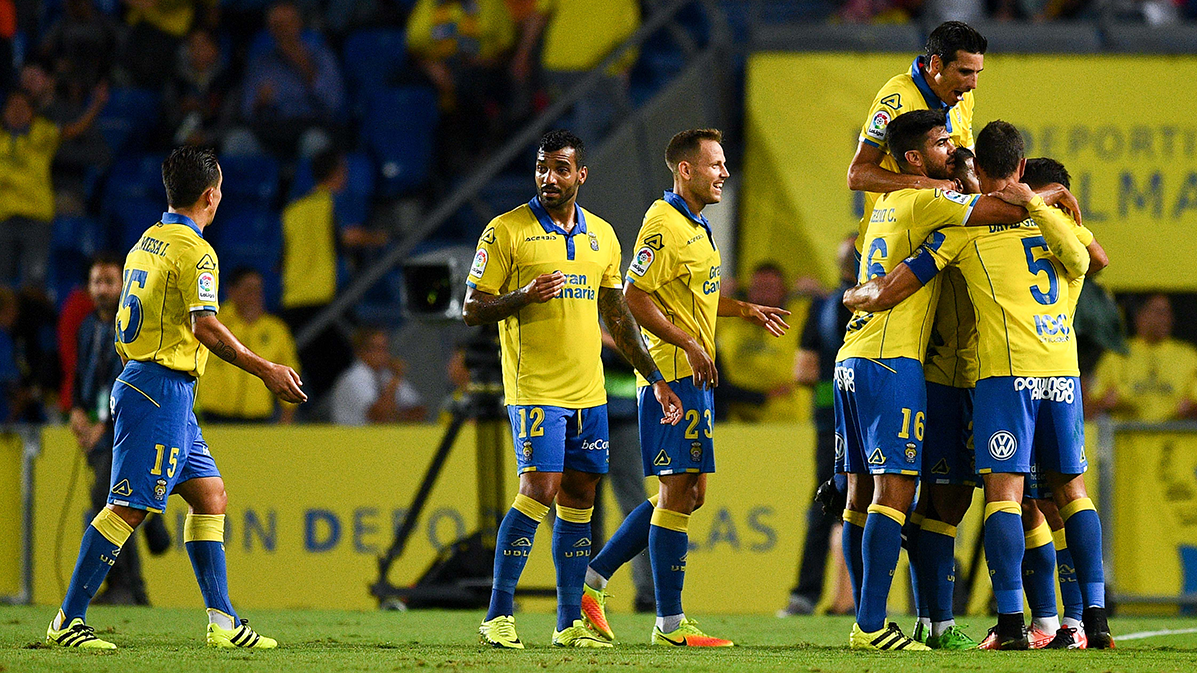 El Madrid revive a un muerto y empata ante Las Palmas (2-2)