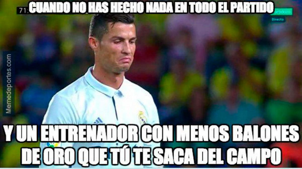 """Estos son los mejores """"memes"""" del Las Palmas-Madrid"""