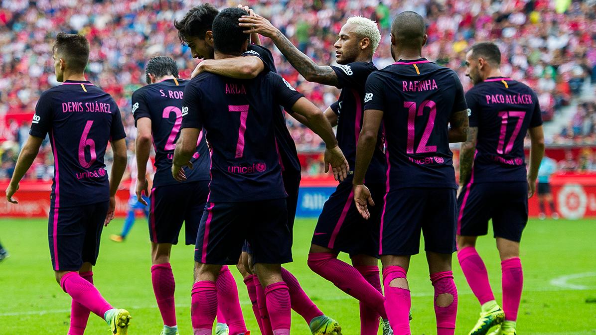 """<span class=""""green"""">TOC TOC:</span> El FC Barcelona llama a las puertas de LaLiga"""