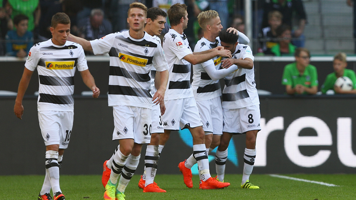 El Borussia M�nchengladbach tambi�n vence antes del Bar�a