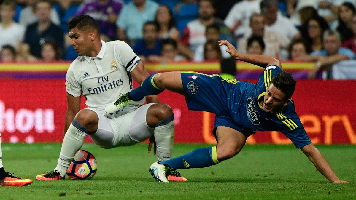 Desde el Real Madrid lloran por la baja de Casemiro�
