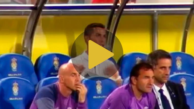 """Cuatro"" afirma que Cristiano Ronaldo carg� contra Zidane"