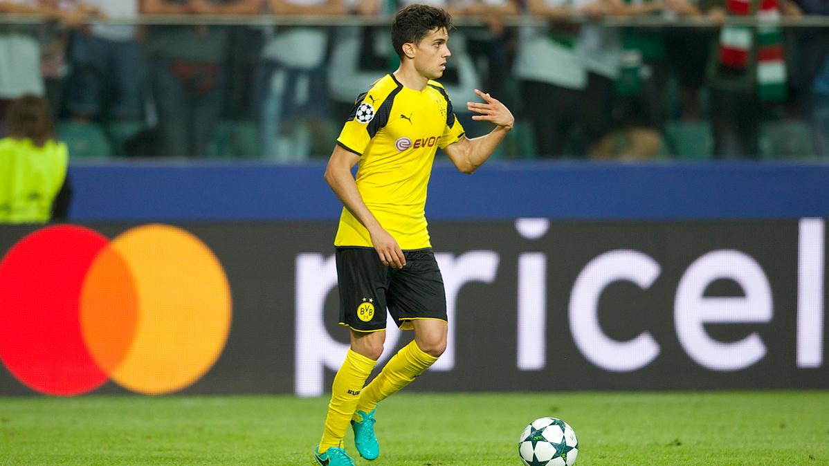 Bartra, como loco por ganar al Real Madrid en Dortmund