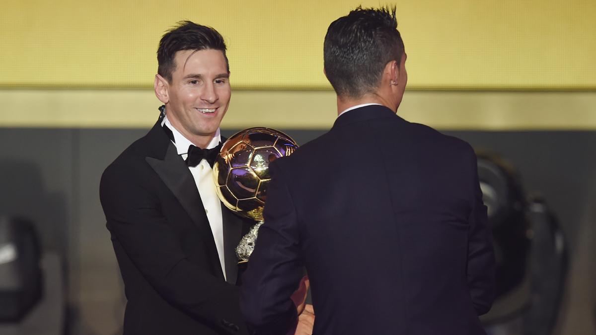 �Tendr�a Messi 8 Balones de Oro si no estuviera Cristiano?
