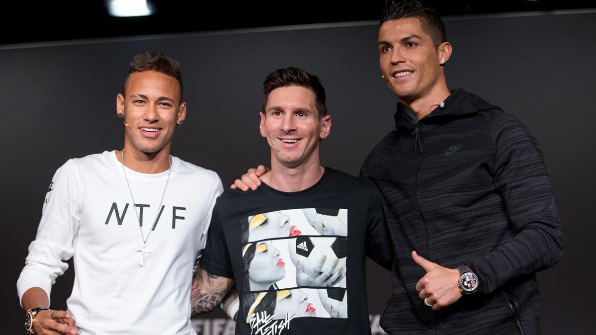 �En qu� se diferencia Neymar Jr de Cristiano Ronaldo?