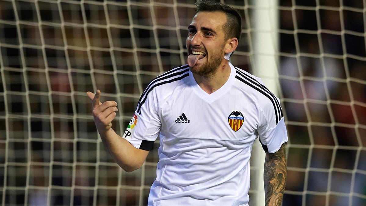 """El emocionante """"hat-trick"""" de Alc�cer al portero del Borussia"""