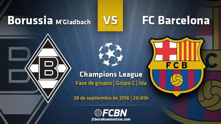 El FC Barcelona, a conquistar el Borussia Park en Champions