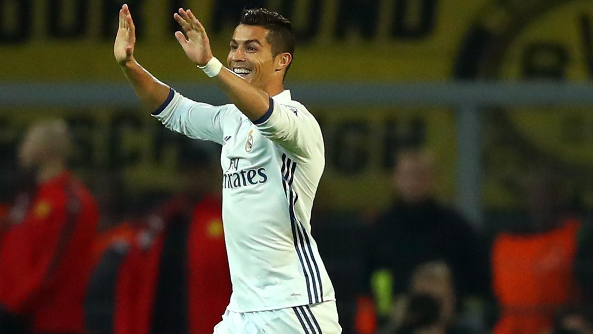 Cristiano se apunta a la moda de las manos de Sergio Ramos