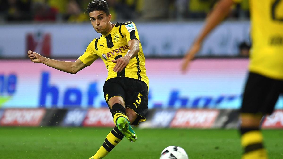Marc Bartra, la baja inesperada del Dortmund-Real Madrid