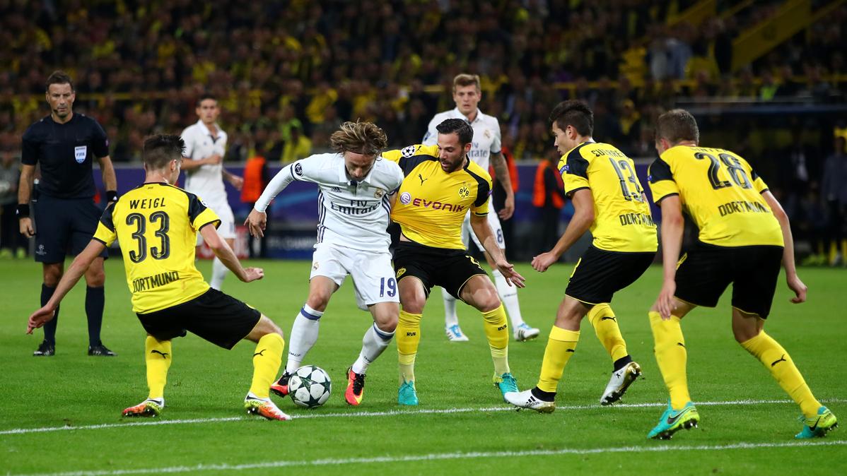 """Al Real Madrid le sigue persiguiendo la """"fiebre amarilla"""""""