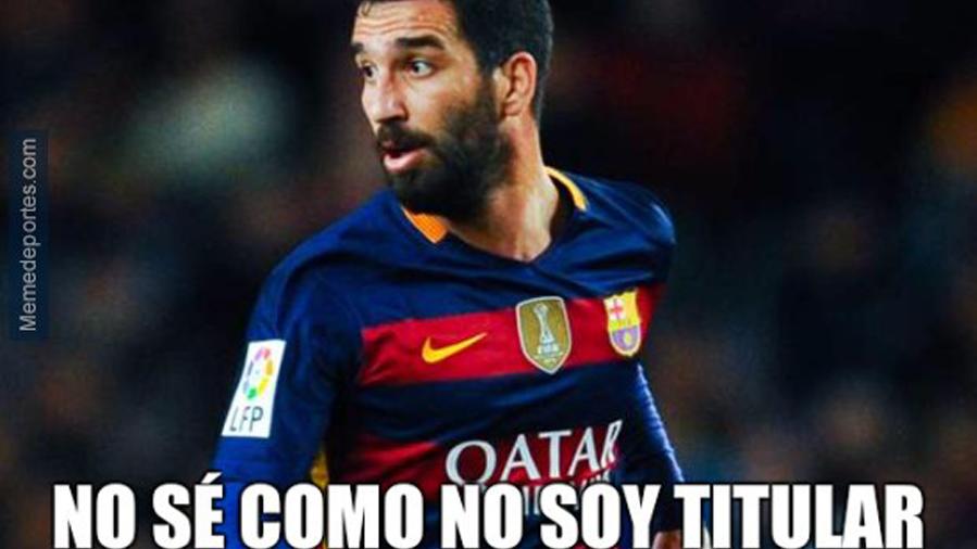 """Los mejores """"memes"""" del Borussia M'Gladbach-Barcelona"""