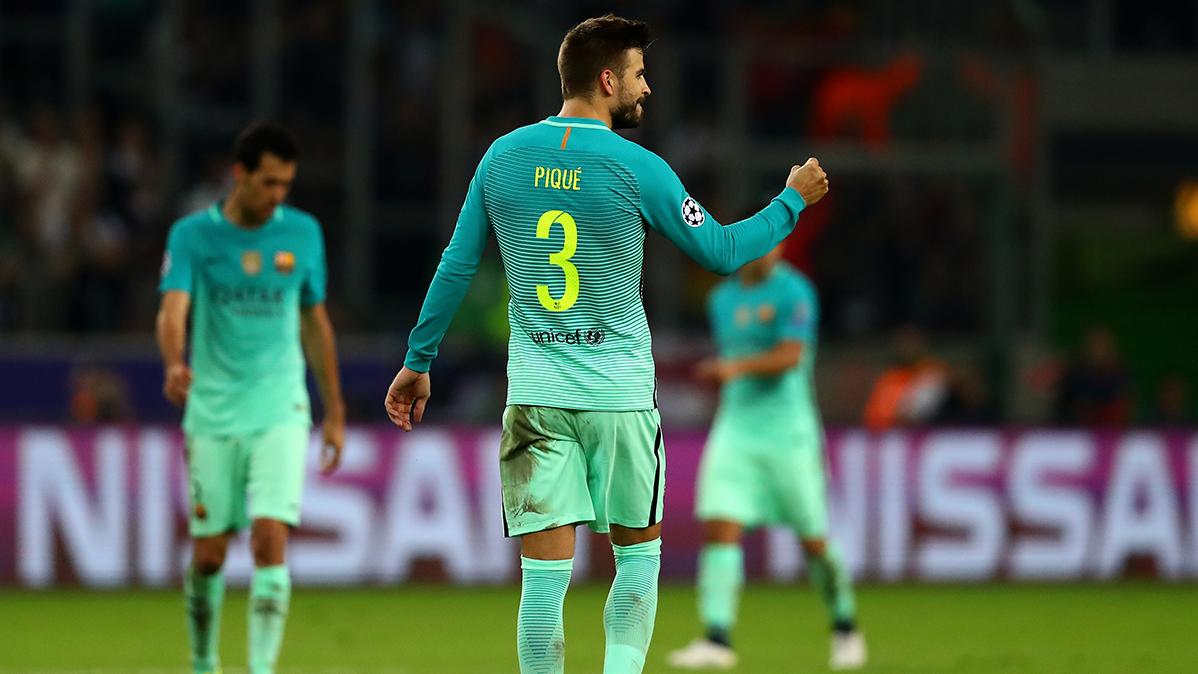 El FC Barcelona sigue exhibiendo la pizarra de Unzu�