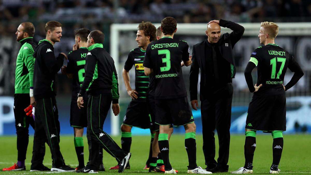 El Bar�a dio una lecci�n al Borussia M�nchengladbach