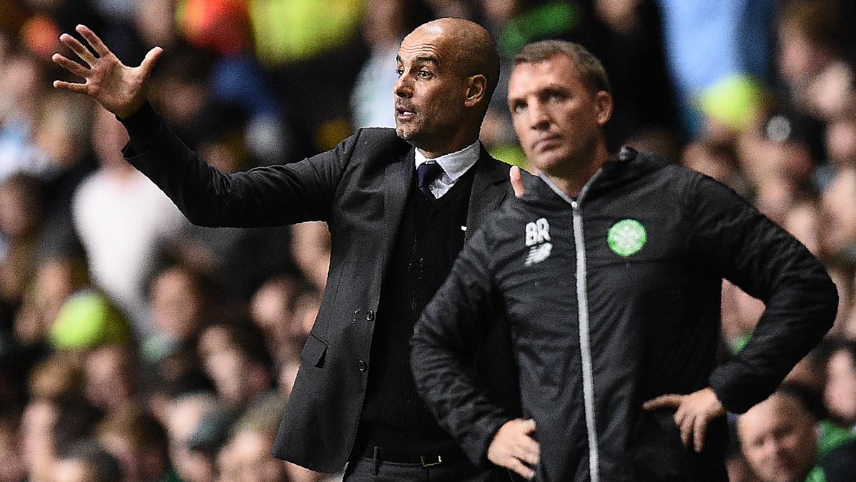 Guardiola dio explicaciones tras el empate del Manchester City