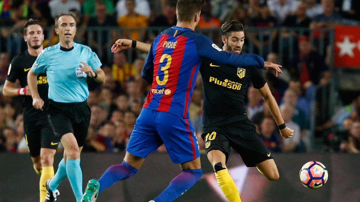 Posible inter�s del Barcelona en pagar la cl�usula de Carrasco