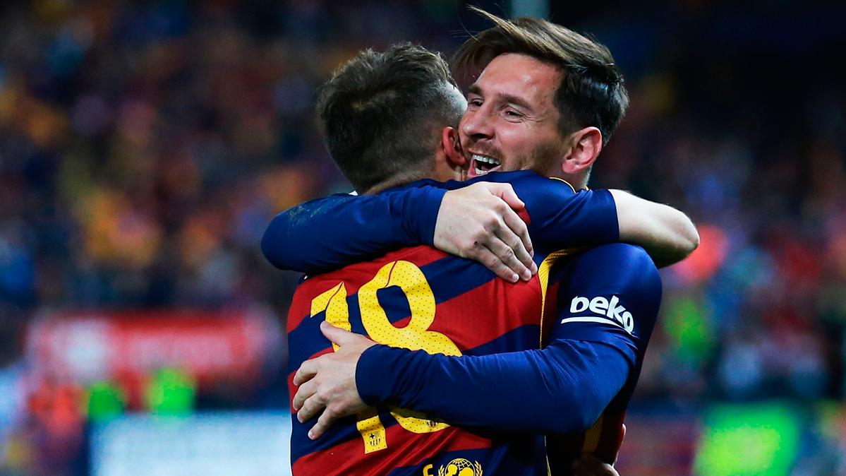 """El FC Barcelona """"le pone m�s ganas"""" cuando Messi no est�"""