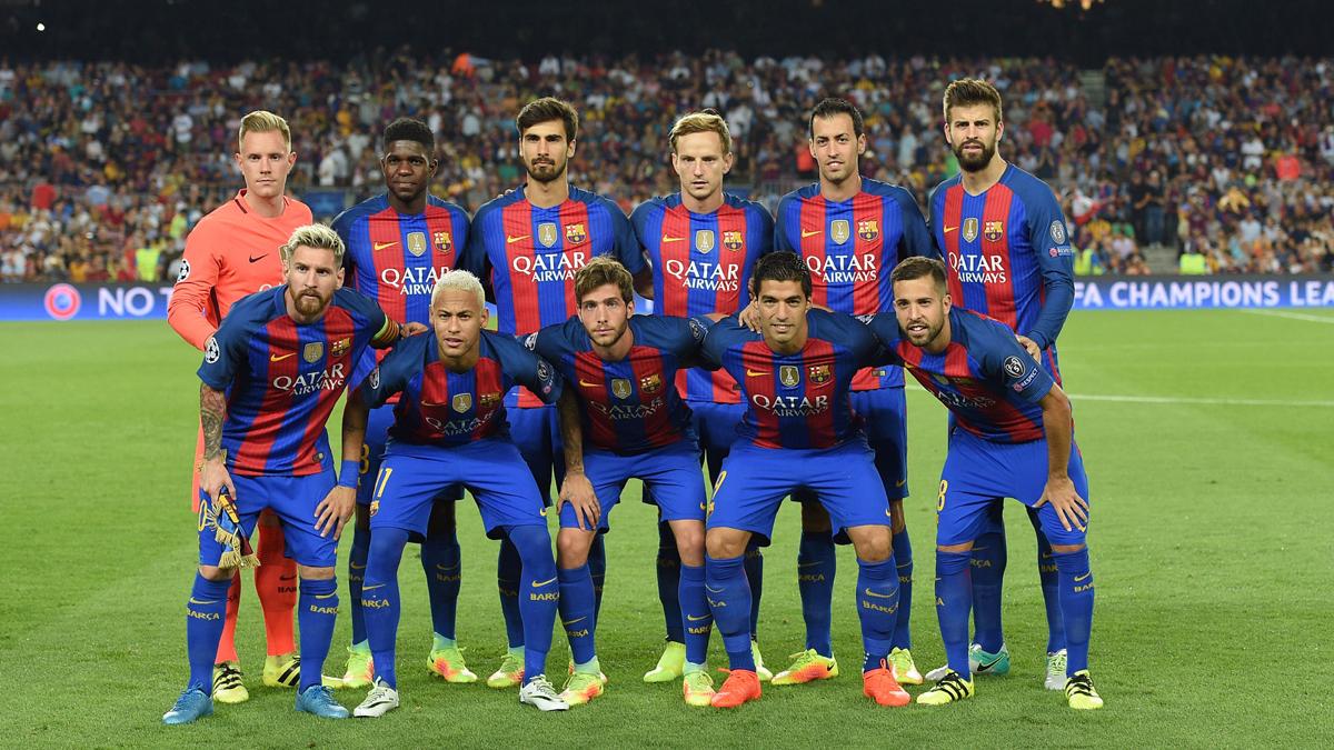 Messi y Umtiti, entre algodones para jugar contra el City