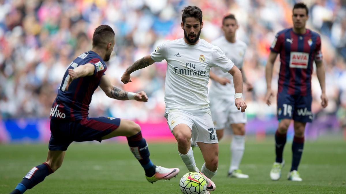 """El Eibar no seguirá con la """"fiebre amarilla"""" del Real Madrid"""