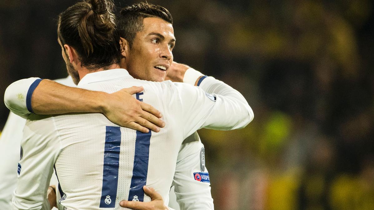 Cristiano, molesto con un sector de la afición del Real Madrid