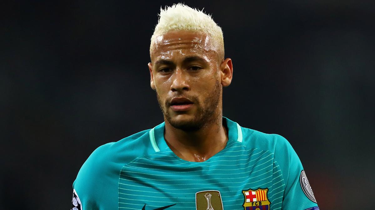 Neymar viajó a Brasil junto a un jugador con órbita Barça