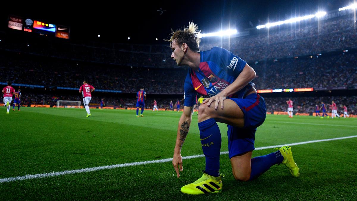 Confirman que habrá Ivan Rakitic para rato en el Barça
