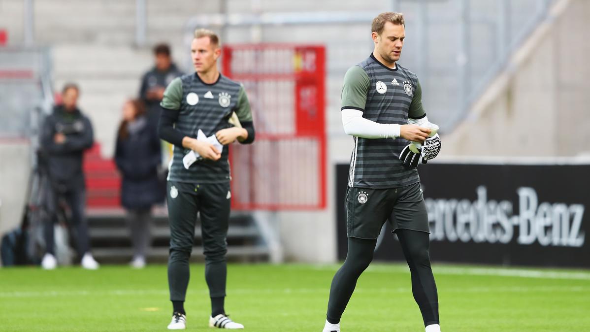 Recomendaci�n de Neuer a Ter Stegen para seguir creciendo