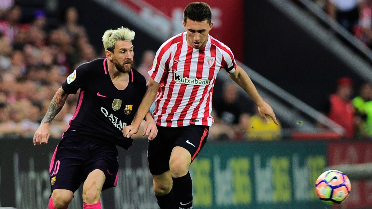 Luis Enrique rechazó el fichaje de Laporte para el Barça