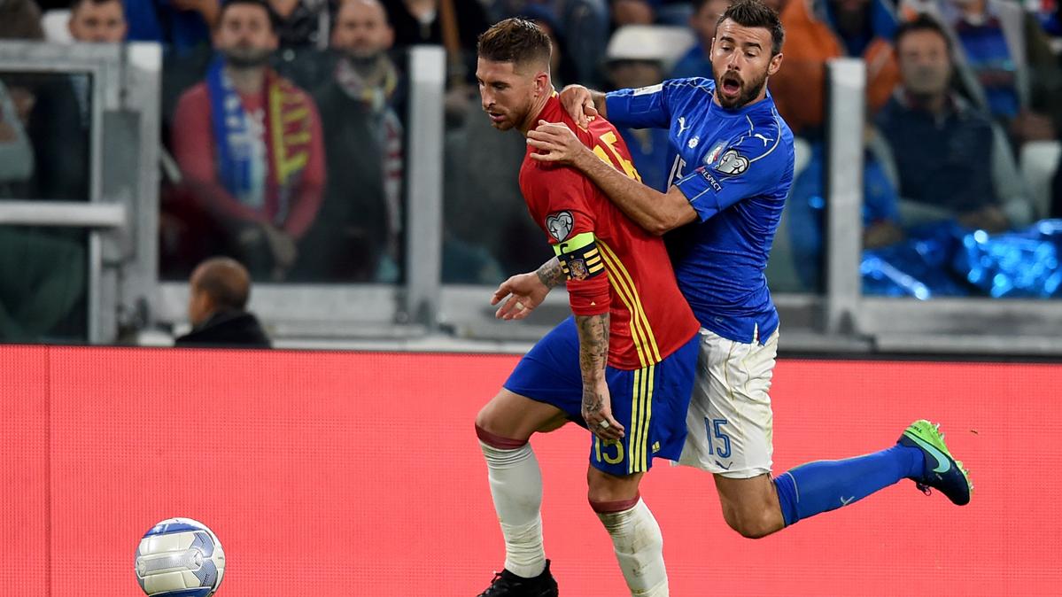 Ramos se excusa y desaf�a a sus cr�ticos tras el penalti