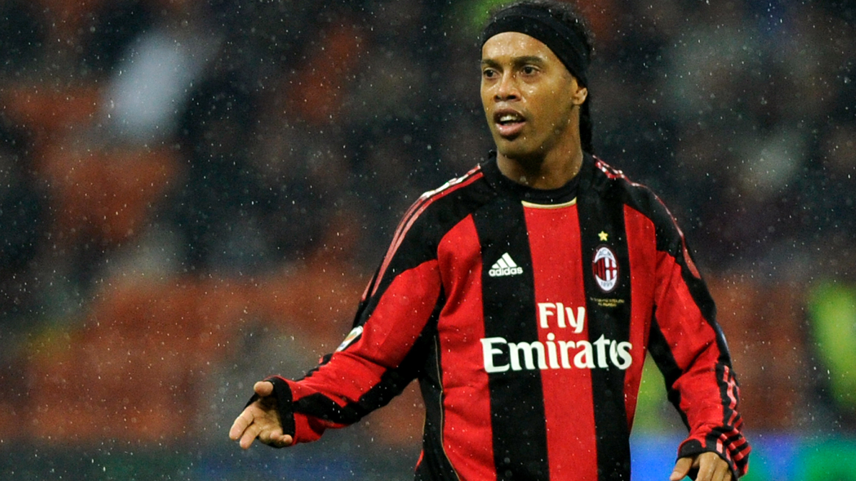 """""""Ronaldinho era mejor que Zidane, Pelé y Maradona"""""""