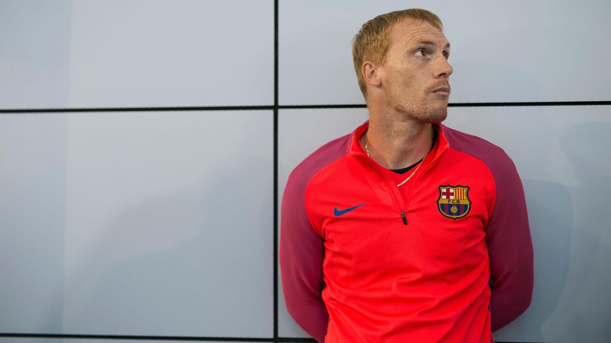 Termina la buena racha del FC Barcelona con Mathieu